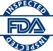 FDA Inspected & Approved
