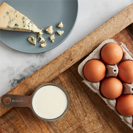 Dairy Eggs and Cheese
