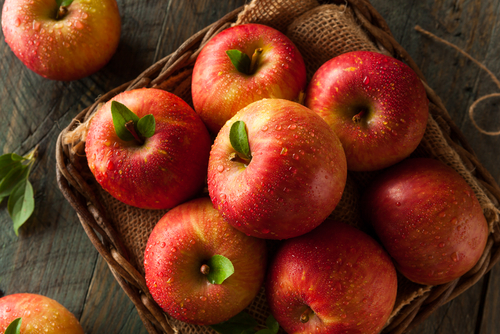Case of Fuji Apples from West Central