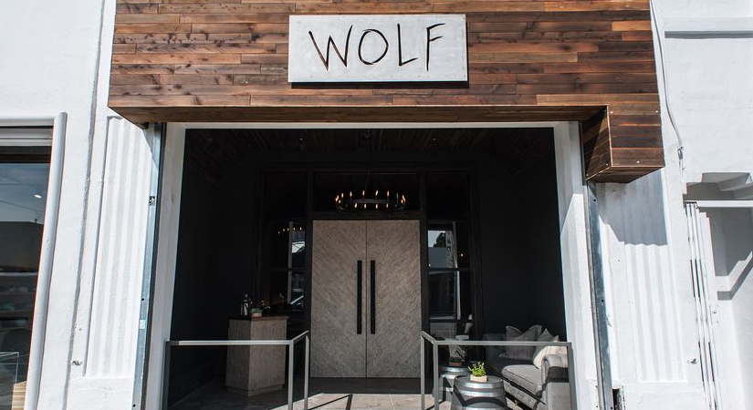 Wolf Restaurant Los Angeles